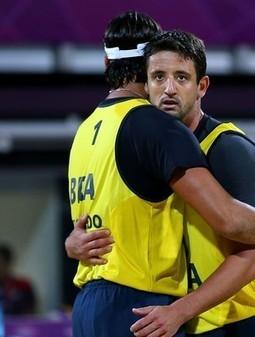 Em jogo dramático, Ricardo e Pedro Cunha são eliminados das Olimpíadas   esportes   Scoop.it