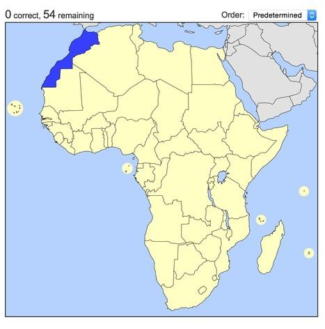 Ap World Map Quiz.Africa Map Quiz Ap World Scoop It