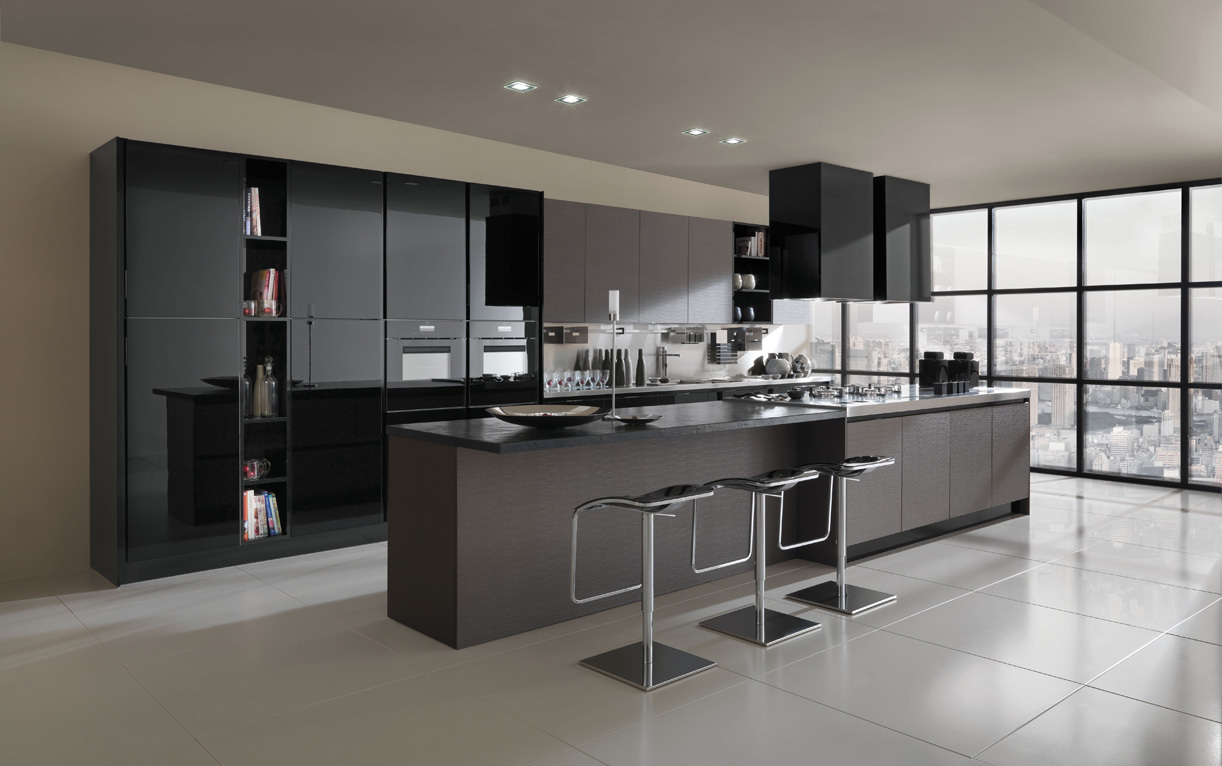 Berloni le marche more than 50 years of succes for Decoracion de cocinas minimalistas