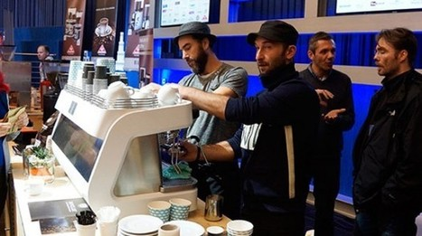 Berlin's Coffee Scene: The Next Big Thing | Food History & New Markets | Scoop.it