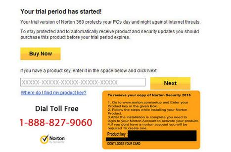 norton antivirus activation key 2016