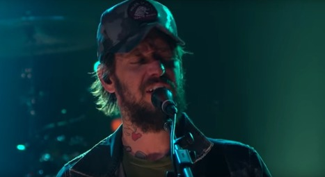 Band of Horses perform two new songs on Corden — watch | SongsSmiths | Scoop.it