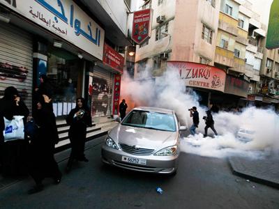 #Bahrain: police crackdown on activists - photos & video   #VivaBahrain!   Scoop.it