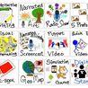 Herramientas para e-learning, m-learning