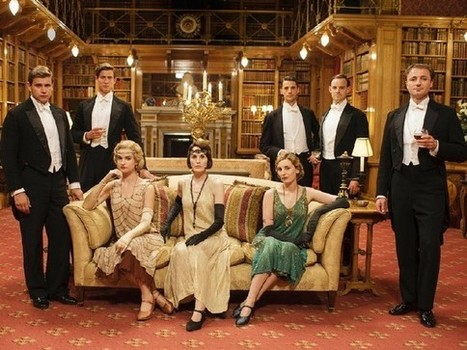 'Downton Abbey' Timed Its Ending Perfectly | interlinc | Scoop.it