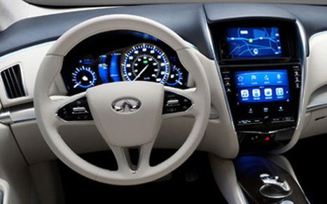 Intel and Nissan Bring Multitasking to Infiniti Vehicles | Help to Develop Cloud Marketing | Scoop.it