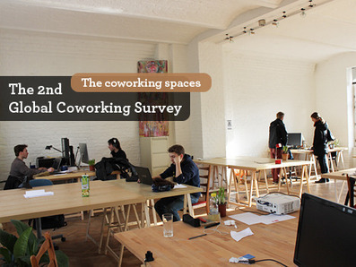 The development of coworking spaces ::: Deskmag - The Coworking Magazine | architecture, technology & business | Scoop.it