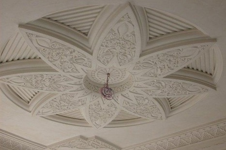 Décoration Plâtre Marocain En Imag