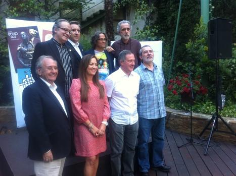Irekia - Los Festivales de Jazz de Euskadi y el Gobierno Vasco premian a Fernando Trueba, Chano Domínguez, Diego Manrique e Iñaki Gabilondo en su presentación conjunta en Madrid   Festivales de jazz (España)   Scoop.it