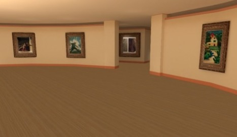 Take a Virtual Reality Tour of the World's Stolen Art | Virtual Worlds News | Scoop.it