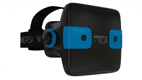 VRelia Partners with ImmersiON to Offer VR Headsets and Content - Road to Virtual Reality | Machinimania | Scoop.it