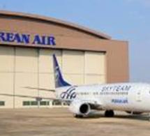 Korean Air : un nouvel appareil aux couleurs de SkyTeam | Actualité et Tourisme Corée | Scoop.it