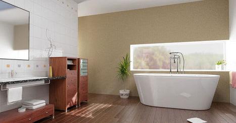 salle de bains quel bois pour le parquet
