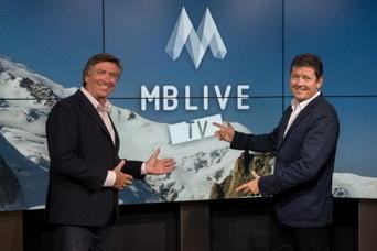 Lancement de MB Live TV