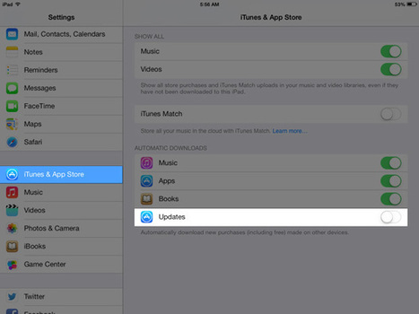 40+ Fantastic iOS7 Tips & Tricks | iPad.AppStorm | The Morning Blend | Scoop.it