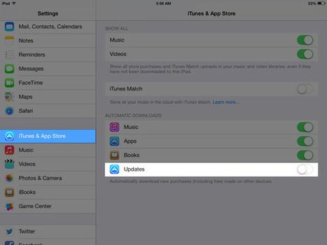 40+ Fantastic iOS7 Tips & Tricks | iPad.AppStorm | lifehacking | Scoop.it