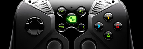 Nvidia's Project SHIELD makes PC games portable | Great Geeky Gadgets | Scoop.it