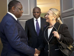 In Africa, Clinton warns over China | African News Agency | Scoop.it