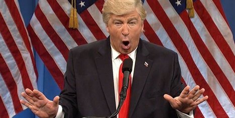Alec Baldwin's Trump Takes On Obamacare And Golden Showers On 'SNL' | Nerd Vittles Daily Dump | Scoop.it