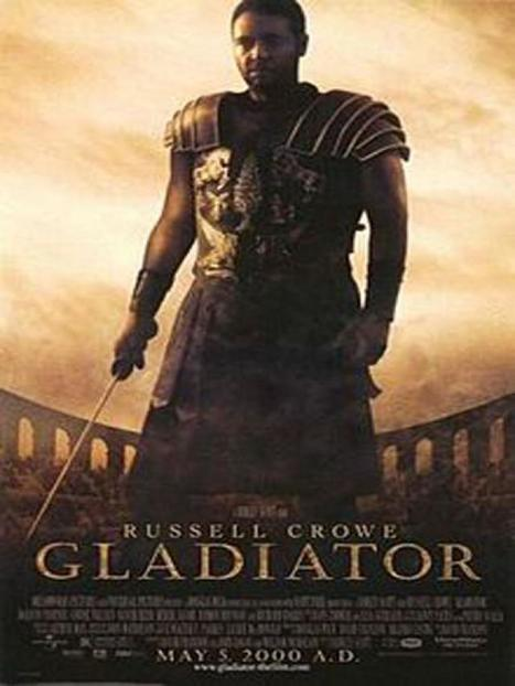 'Gladiator', Desde Roma con sudor | LVDVS CHIRONIS 3.0 | Scoop.it
