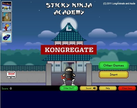 Sticky Ninja Academy Unblocked Games 77 Unb