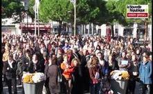 VIDEO. Châtellerault : émotion à la mairie - la Nouvelle République | ChâtelleraultActu | Scoop.it