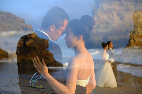 Multiple Exposure Wedding Portraits With The Fuji X Pro 1