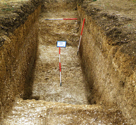 The discovery of an early henge at Norton, Hertfordshire by local archaeologists   Aux origines   Scoop.it