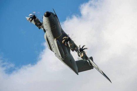 La Royal Air Force réceptionne son troisième Airbus A400M | Veille de l'industrie aéronautique et spatiale - Salon du Bourget | Scoop.it