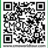 CMO World Tour
