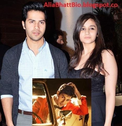 Varun and alia bhatt dating