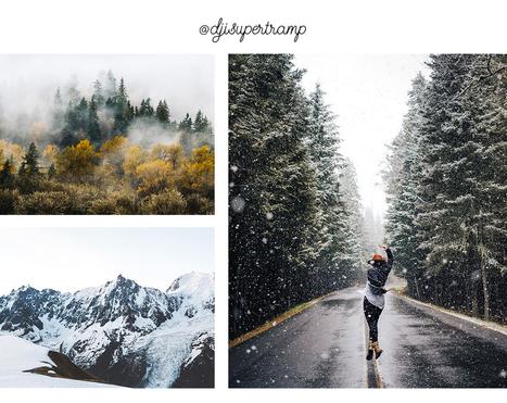 10 comptes Instagram pour s'évader | BRAIN SHOPPING • CULTURE, CINÉMA, PUB, WEB, ART, BUZZ, INSOLITE, GEEK • | Scoop.it