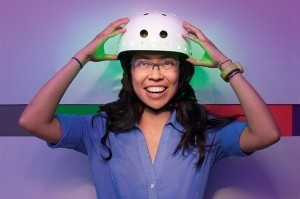 Brain-Reading Bike Helmet Shows How Stressed You Are | Playbook | Wired.com | Cognitive Enhancement Technologies | Scoop.it