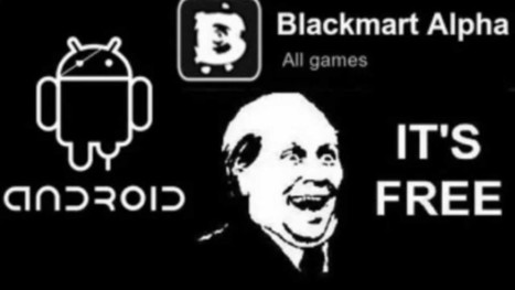 Blackmart Alpha para Android/iOS/Apk (gratis)   Promocion Online   Scoop.it