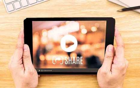 Community Manager : 7 outils de création vidéo indispensables | d'un trait, créer son chemin | Scoop.it