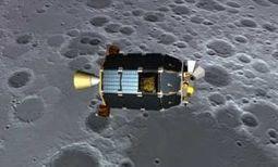 Sonda lunar de la Nasa ya se encuentra en órbita - Latercera   historian: science and earth   Scoop.it