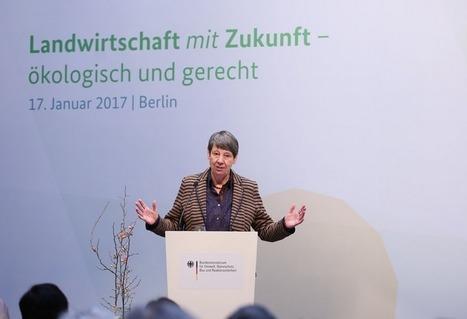 Hendricks und Schmidt wetteifern um die Agrarpolitik | Agrarforschung | Scoop.it