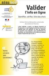 Vérifier les informations en ligne   François MAGNAN  Formateur Consultant   Scoop.it
