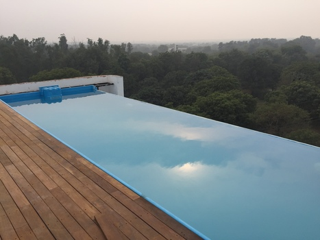 Infinity Swimming Pool Manufacturer India,Prefa...
