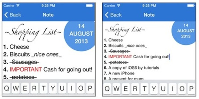 Text Kit Tutorial   Ray Wenderlich   iPhone and iPad development   Scoop.it