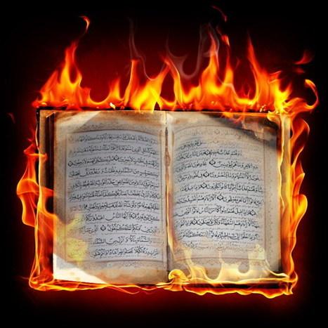 Worldwide Burning of Korans and Muhammad | Race & Crime UK | Scoop.it