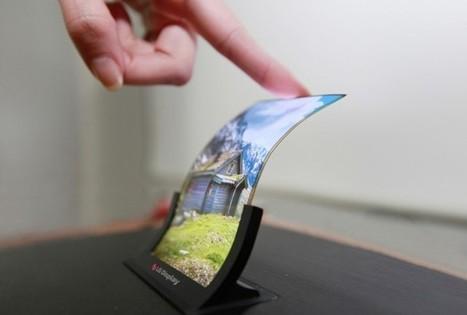 LG Starts Production On Flexible OLED Smartphone Panel - RedOrbit | Fabio Padovan | Scoop.it
