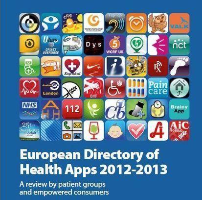 Directorio de aplicaciones móviles sobre salud | Salud 2.0 | Karmeneb | Scoop.it