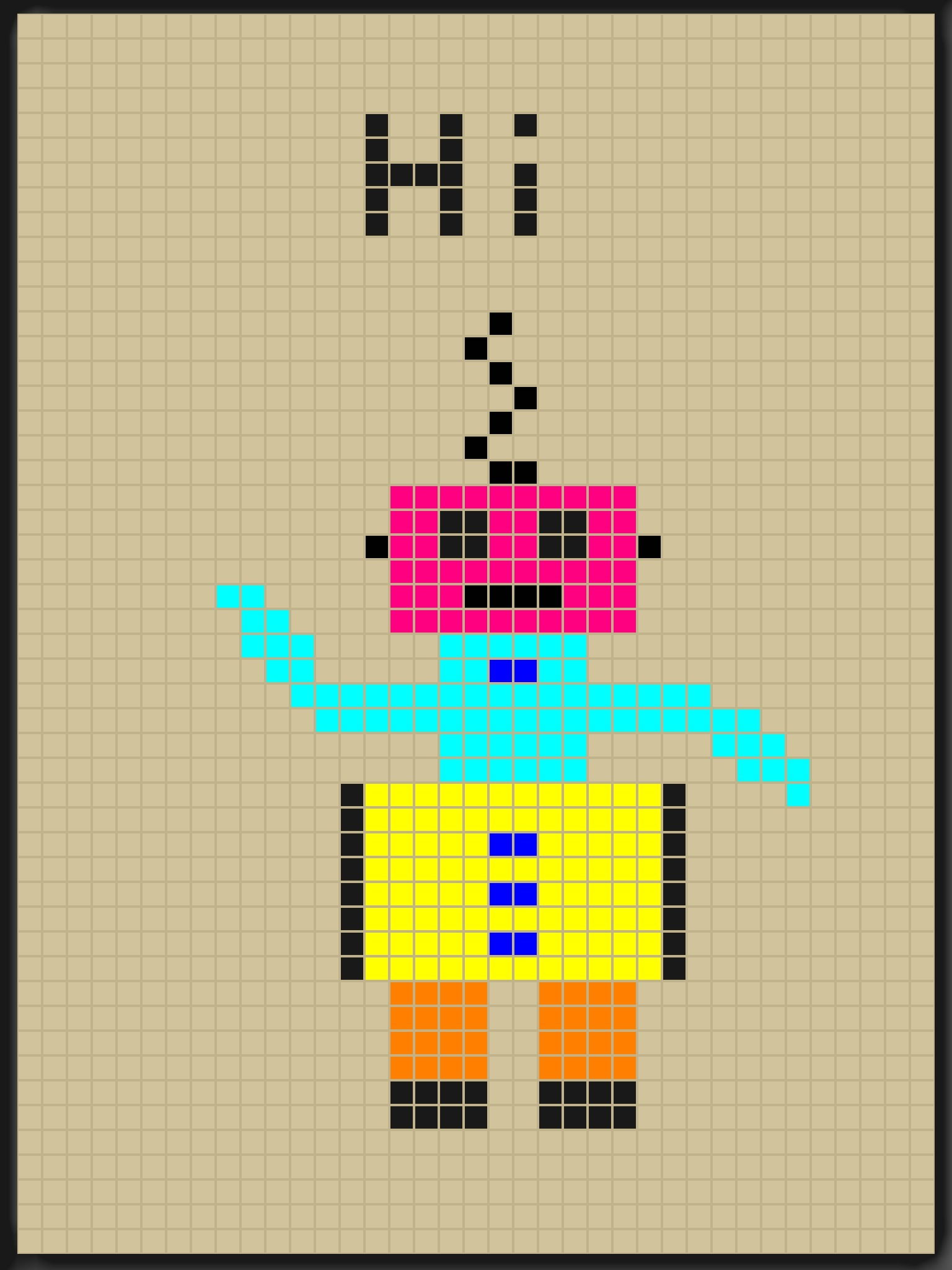 Pixel Art ABCya Fun with Art Scoopit