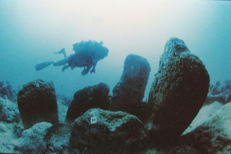 ISRAEL : The 9,000-Year-Old Underground Megalithic Settlement of Atlit Yam | World Neolithic | Scoop.it