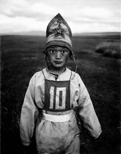 Naadam Portraits | Photographer: Tomasz Gudzowaty | BLACK AND WHITE | Scoop.it