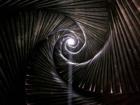 Tomasz Domanski : Gallantry monumental, Square Babel - inside | Art Installations, Sculpture, Contemporary Art | Scoop.it