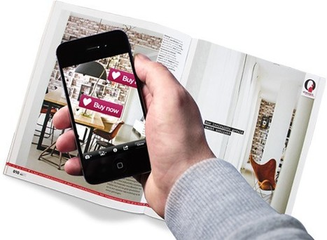 Layar Creator sees an interactive future for print media via augmented reality  (video) | Augmented Reality in the Classroom | Scoop.it