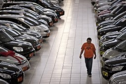 Number of Cars in Brazil Doubles in 10 Years | Life in Brazil | Scoop.it
