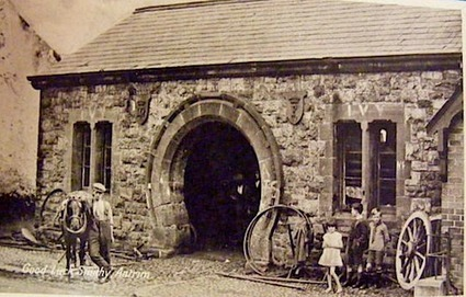 """Fran Jurga`s Hoof Blog: Ireland Lists 49 Farrier Forges and Smithies on """"Registered Buildings"""" List 